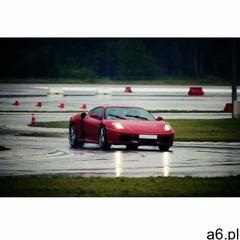 Jazda na miejscu pasażera Ferrari F430 dla dziecka: Ilość okrążeń - 1, Tor - Tor Silesia Ring główny - ogłoszenia A6.pl
