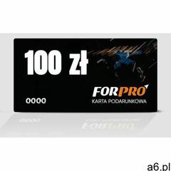 Karta podarunkowa 100 zł - ogłoszenia A6.pl