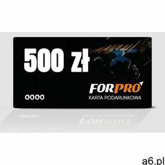 Karta podarunkowa 500 zł - ogłoszenia A6.pl