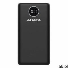 ADATA POWERBANK P20000QCD BLACK - AP20000QCD-DGT-CBK- Zamów do 16:00, wysyłka kurierem tego samego d - ogłoszenia A6.pl