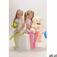 Rajstopy little lady art.ra 09 40 den 92-158 rozmiar: 92-98, kolor: różowy pudrowy, yo! marki Yo! - ogłoszenia A6.pl