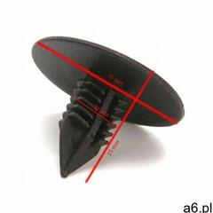Kołek Spinka Samochodowa 10mm zderzaków tapicerek nadkoli osłon podwozia - ogłoszenia A6.pl