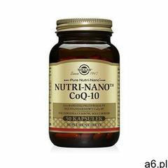 Nutri-Nano CoQ-10 50kaps - ogłoszenia A6.pl