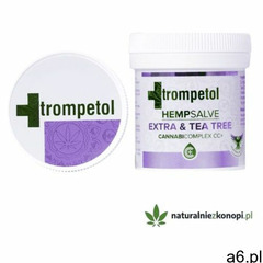Maść konopna TROMPETOL Extra & Tea Tree 100ml - ogłoszenia A6.pl