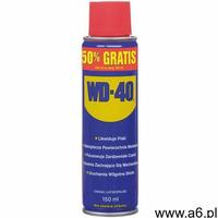 Wd-40 Środek smarujący 100 ml + 50 % 01-505 (5032227480353) - ogłoszenia A6.pl