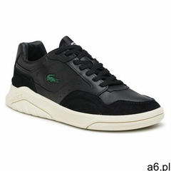Sneakersy LACOSTE - Game Advance Luxe 0721 1 Sma 7-41SMA0015454 Blk/Off Wht, kolor czarny - ogłoszenia A6.pl