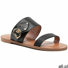 Klapki COACH - Harlow Leather Sanda C2986 11000148EDC Black BLK, 35-41 - ogłoszenia A6.pl