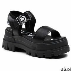 Sandały BUFFALO - Jojo BN16520221 Black, kolor czarny - ogłoszenia A6.pl