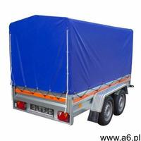 Przyczepa samochodowa Temared Eco Kipp 2612/2 H1100 - ogłoszenia A6.pl