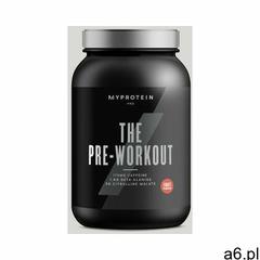 THE Pre-Workout - 30servings - Poncz owocowy (5056104518687) - ogłoszenia A6.pl