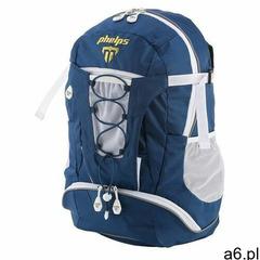 backpack plecak, kolor: navy, pojemność: 31,5 l marki Mp michael phelps - ogłoszenia A6.pl