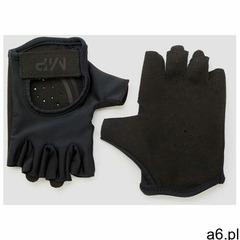Męskie rękawiczki do podnoszenia ciężarów MP – czarne - L - Czarny (5055534336618) - ogłoszenia A6.pl