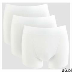 Sportowe Bokserki (3-pak) - Białe - XXL (5056281191826) - ogłoszenia A6.pl