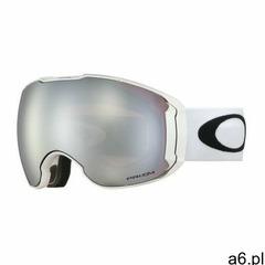 Oakley Gogle airbrake xl polished white prizm black & prizm hi pink oo7071-12 - ogłoszenia A6.pl