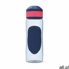 splash - butelka bidon na wodę z systemem szybkiego otwierania 730 ml (indigo) marki Quokka - ogłoszenia A6.pl