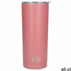 Built Vacuum Insulated Tumbler - Stalowy kubek termiczny z izolacją próżniową 0,6 l (Pink) (50509933 - ogłoszenia A6.pl