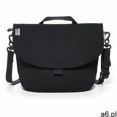 Built bike messenger lunch bag - torba na lunch do roweru (czarna) - ogłoszenia A6.pl