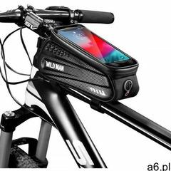 Sakwa do roweru WILDMAN HARDPOUCH BIKE MOUNT L czarne - ogłoszenia A6.pl