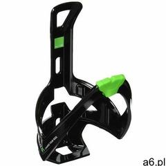 Koszyk na bidon ELITE Cannibal XC czarny-zielony / Wykończenie: połysk (8020775029893) - ogłoszenia A6.pl