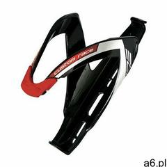 Elite El0061685 koszyk na bidon custom race czarny z czerwonym logo (8020775017111) - ogłoszenia A6.pl