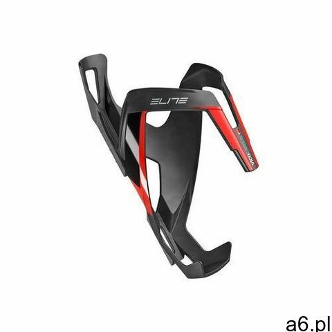 koszyk vico carbon czarno-czerwony mat marki Elite - 1
