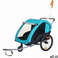 Przyczepka rowerowa / Jogger - 2w1 składana PROFEX, 5903346935003 - ogłoszenia A6.pl