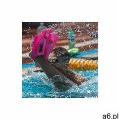 płetwy powerfin pro pink, rozmiar płetw: 44-45, kolor: pink, długość pióra: krótkie marki Arena - ogłoszenia A6.pl