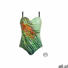 Self kostium kąpielowy madagaskar, kolor: green, materiał: poliester/lycra, rozmiar stroju treningow - ogłoszenia A6.pl