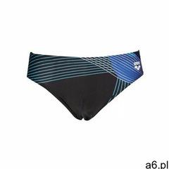 Arena slipy kąpielówki viborg brief black, kolor: black, fason: slipy, materiał: poliester/lycra, ro - ogłoszenia A6.pl