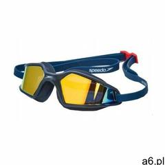 speedo Hydropulse Mirror Okulary pływackie, navy/oxid grey/blue 2020 Okulary do pływania (5053744510 - ogłoszenia A6.pl