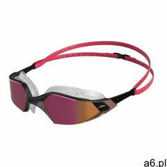 speedo Aquapulse Pro Mirror Okulary pływackie, psycho red/black/rose gold 2020 Okulary do pływania - ogłoszenia A6.pl