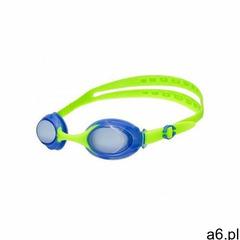 okulary treningowe basenowe shark junior green blue marki Aqua-sport - ogłoszenia A6.pl
