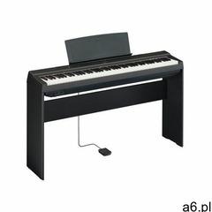 l125 b statyw do pianina yamaha p 125 (czarny) marki Yamaha - ogłoszenia A6.pl