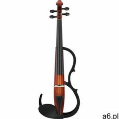 sv 250 br silent violin 4-strunowe skrzypce elektryczne (brown / brązowe) marki Yamaha - ogłoszenia A6.pl