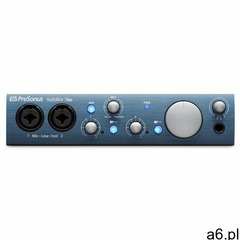 Presonus AudioBox iTwo USB interfejs audio - ogłoszenia A6.pl