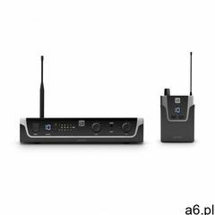 LD Systems U306 IEM System odsłuchu dousznego 655 - 679 MHz - ogłoszenia A6.pl