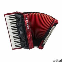 Hohner Bravo III 120 akordeon (czerwony) - ogłoszenia A6.pl