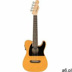 fullerton telecaster ukulele butterscotch blonde ukulele koncertowe elektroakustyczne marki Fender - ogłoszenia A6.pl