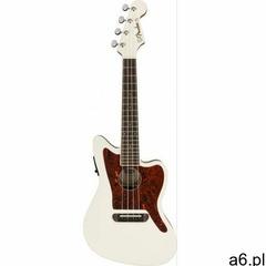 fullerton jazzmaster ukulele olympic white ukulele koncertowe elektroakustyczne marki Fender - ogłoszenia A6.pl
