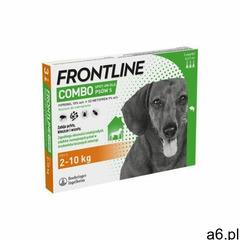 combo s krople dla małych psów 3szt. marki Frontline - ogłoszenia A6.pl
