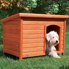 Trixie natura buda dla psa z płaskim dachem - l: dł x szer x wys: 104 x 68 x 72 cm - ogłoszenia A6.pl