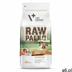Raw paleo Vetexpert puppy medium 10kg (5902414201842) - ogłoszenia A6.pl