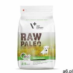 Vetexpert puppy mini 2,5kg marki Raw paleo - ogłoszenia A6.pl