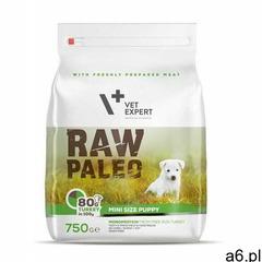 Raw paleo Vet expert puppy mini 750g - ogłoszenia A6.pl