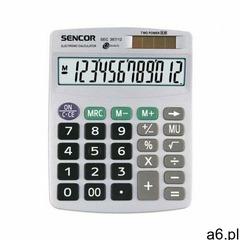 Kalkulator SENCOR SEC 367/12 - ogłoszenia A6.pl
