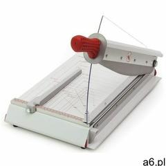 Metalowa mocna gilotyna biurowa A4 do 30 kartek z ręcznym systemem docisku papieru - ★ Rabaty ★ Pora - ogłoszenia A6.pl