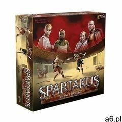 Gra spartakus: krew i zdrada (druga edycja) (53612). od 17 lat marki Rebel - ogłoszenia A6.pl