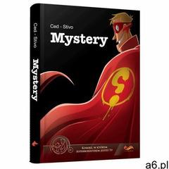 Foxgames Komiksy paragrafowe. mystery - ogłoszenia A6.pl