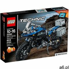 LEGO Technic, BMW R 1200 GS Adventure, 42063 - ogłoszenia A6.pl