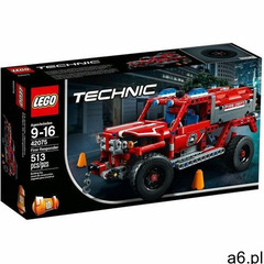 42075 POJAZD SZYBKIEGO REAGOWANIA (First Responder) KLOCKI LEGO TECHNIC - ogłoszenia A6.pl